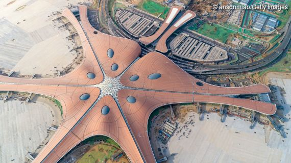 Beijing Daxing International Airport