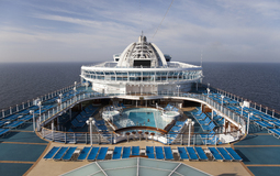 Emerald Princess Pool
